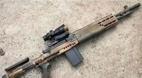 绝地求生 菜鸟独爱M416而大神却喜欢这四把枪
