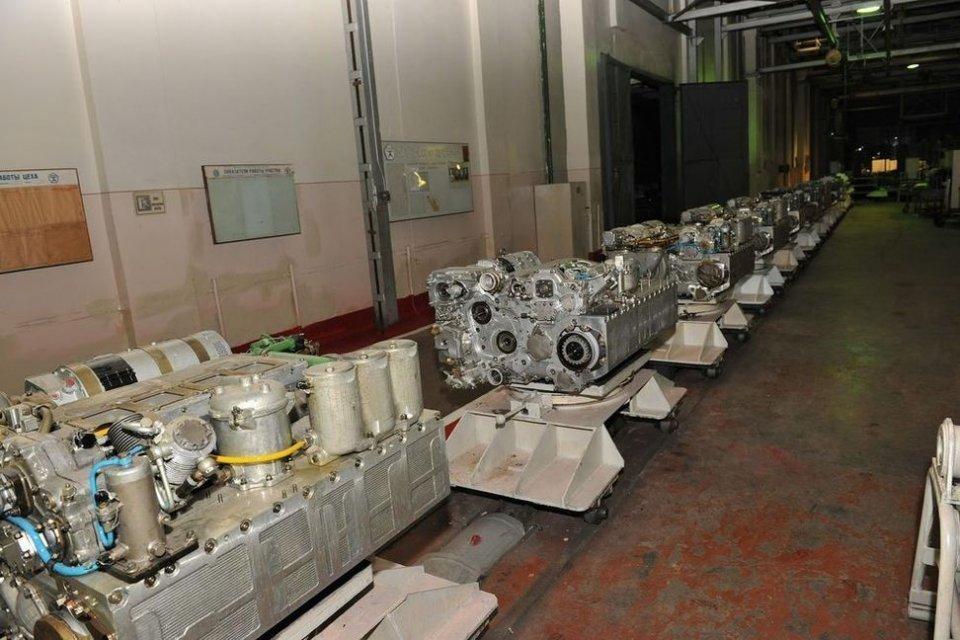 这么贵!中巴合研VT-1坦克所用乌克兰发动机252万一台!
