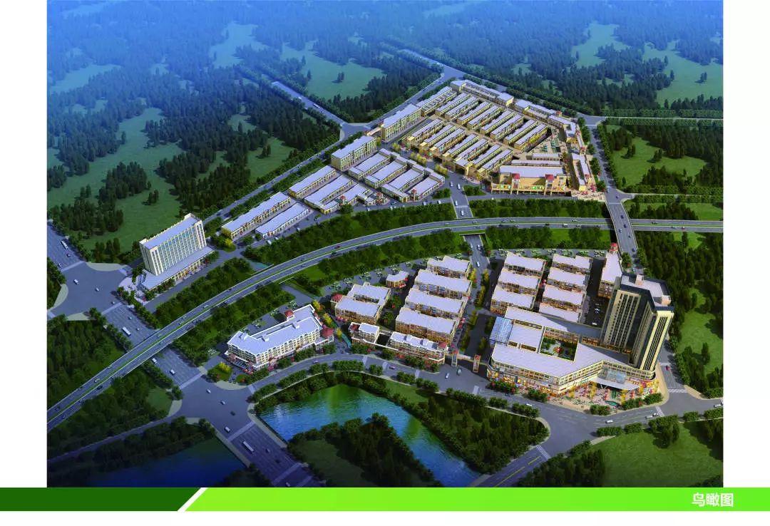 綦江城市规划图