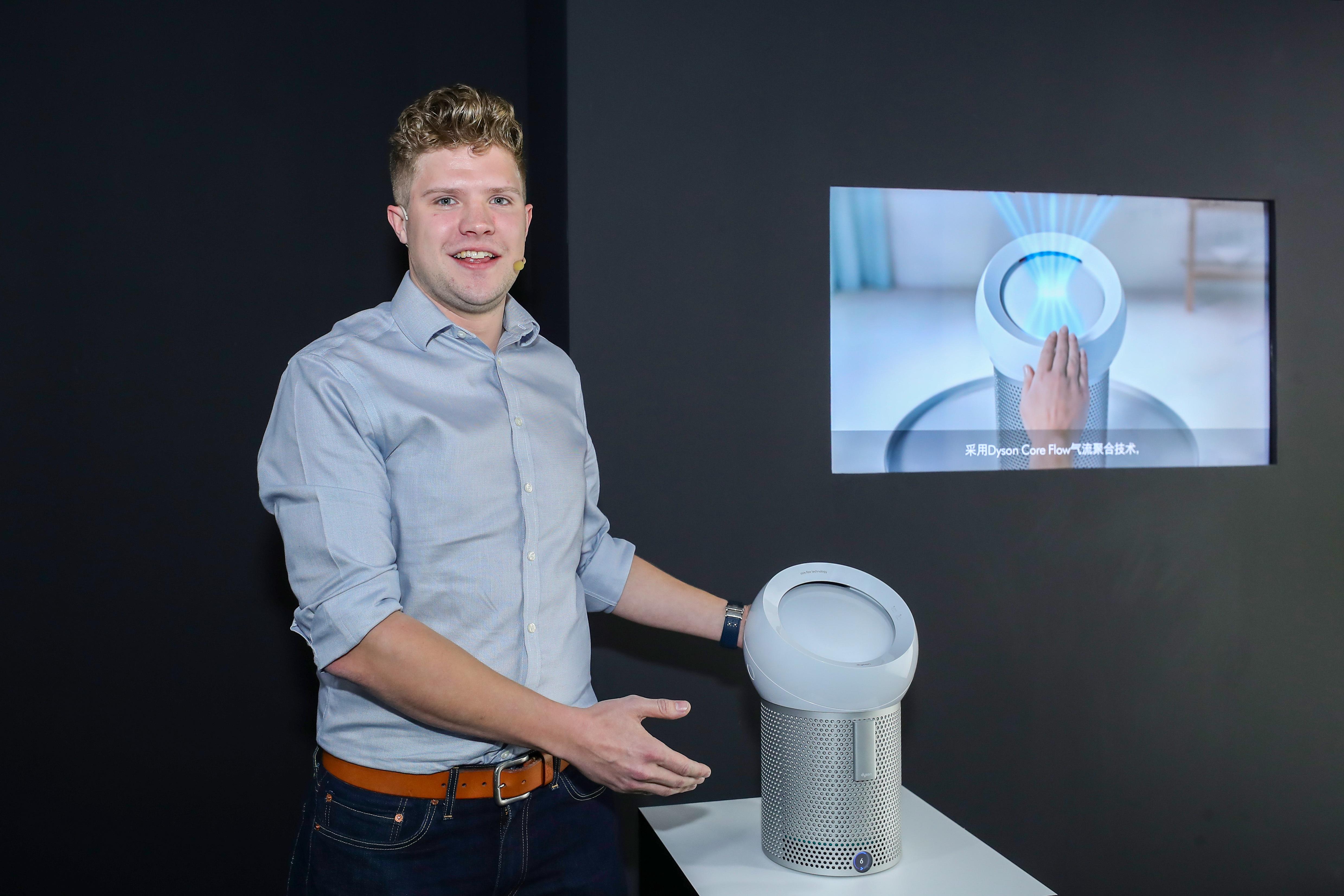 戴森发布Dyson Pure Cool Me多功能风扇,为个人空间吹送洁净凉风