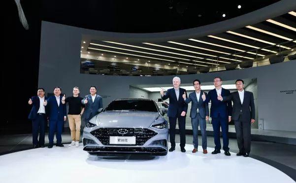 北京现代——新技术 新产品 新体验 开启新时代序幕