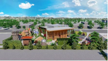 用绿色拥抱未来 北京世园会土耳其馆即将重磅揭幕