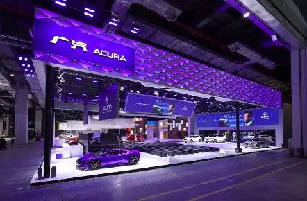 广汽Acura携多款车型惊艳亮相上海车展图片