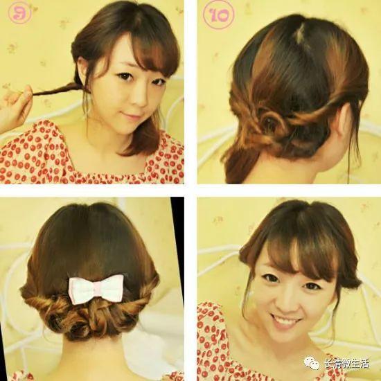 女人100种扎头发的方法,太漂亮了