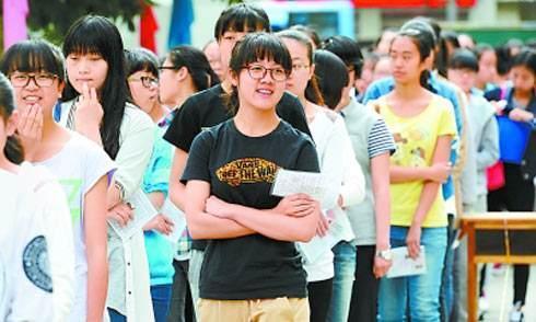 """盘点中国高考""""最惨""""的6个省,一本分数读二本,一分干掉上千人!"""
