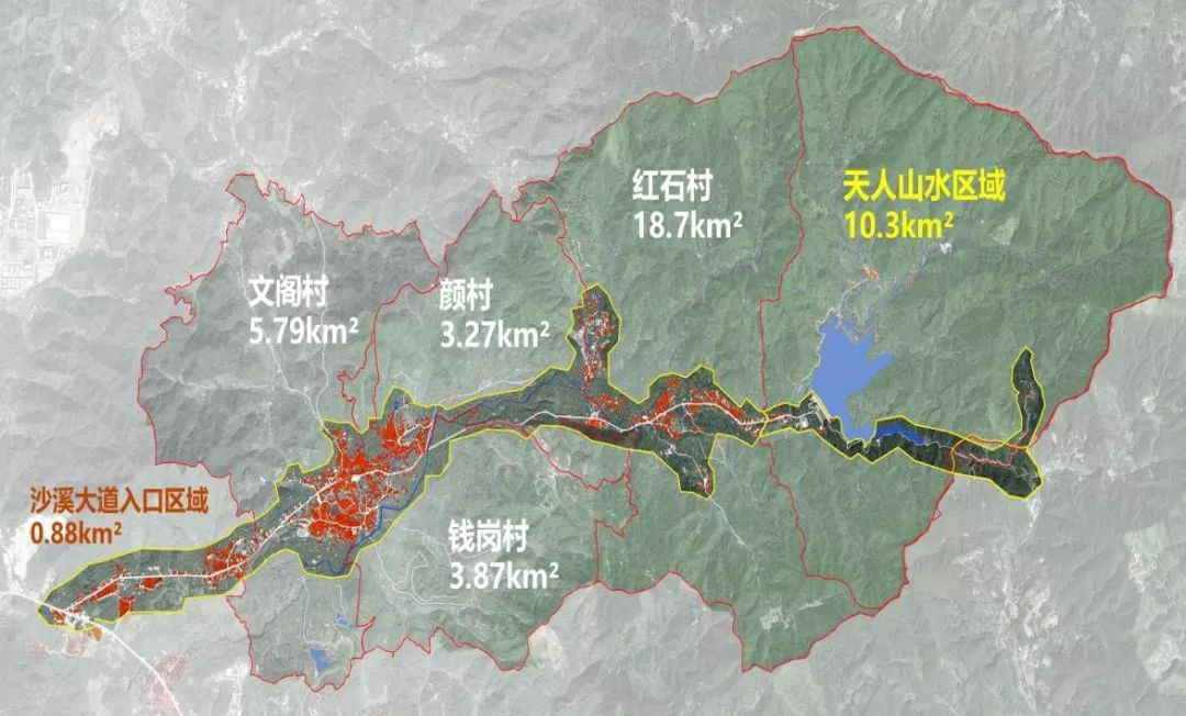 期待!从化将要打造一座32平方公里古驿道小镇