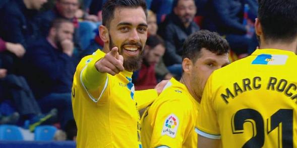 西甲-武磊替补伊格莱西亚斯破门 西班牙人半场1-0