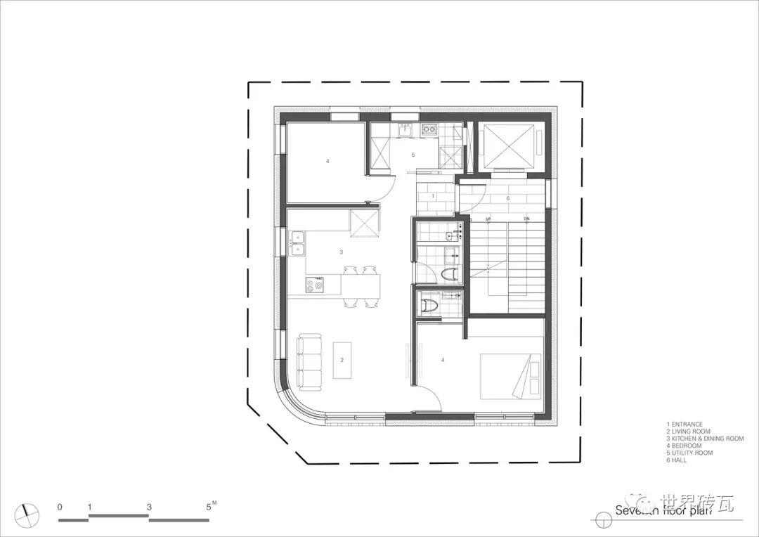 光头强的房子平面图