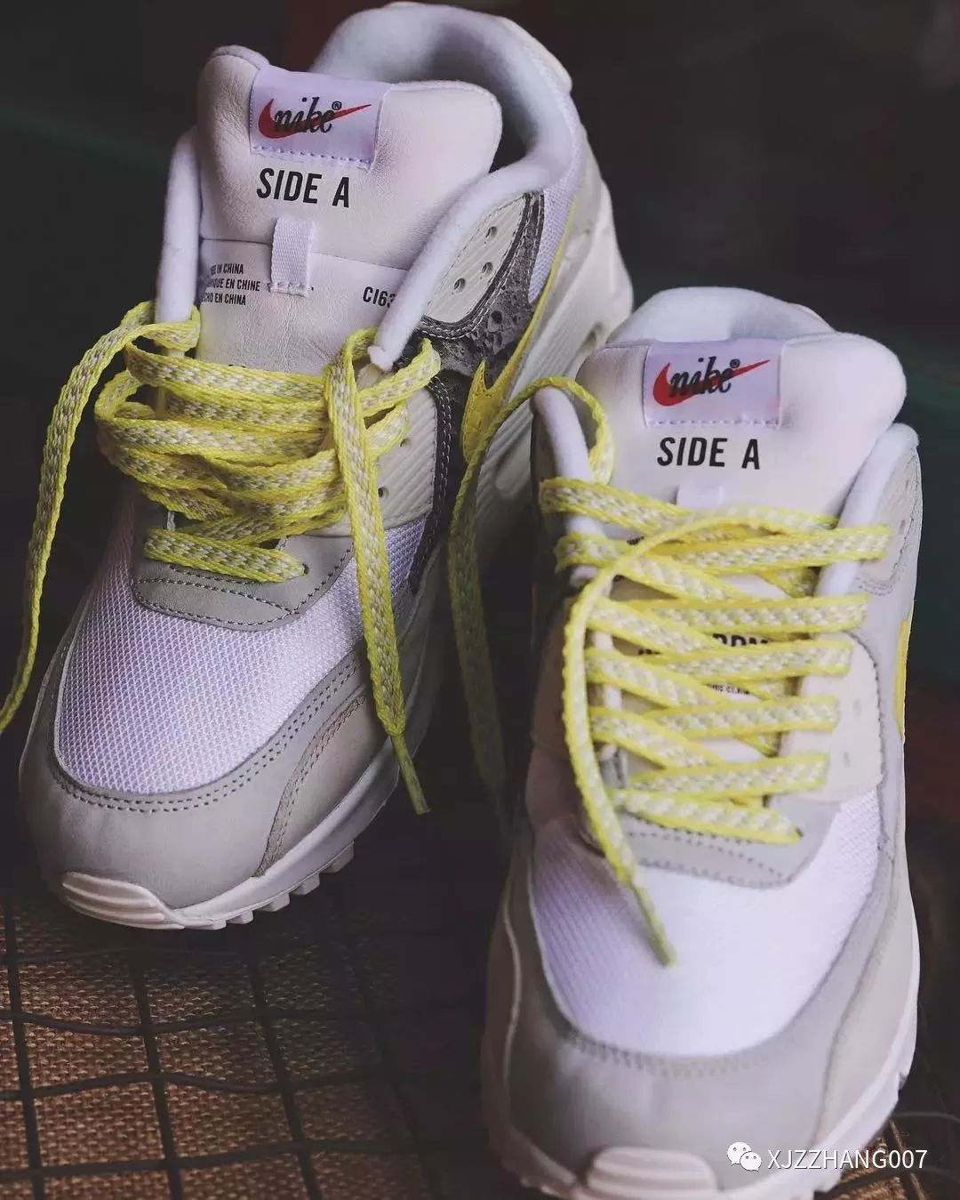 Nike Air Max 90 Premium Leather Trainers ASOS