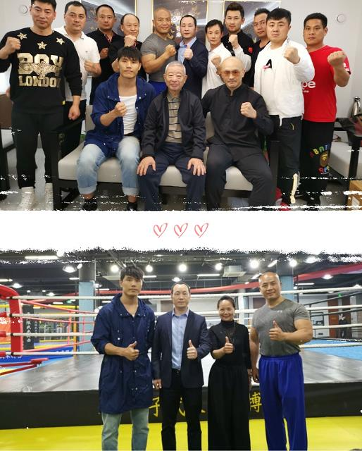 子武限武术俱乐部在南京盛大开业