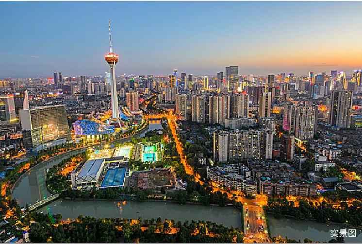 城东又有大事件!成华区将投近200亿元打造城市新版图!