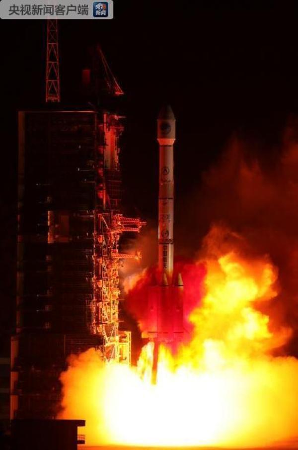 第44颗北斗导航卫星发射成功,长三甲系列火箭完成百次发射