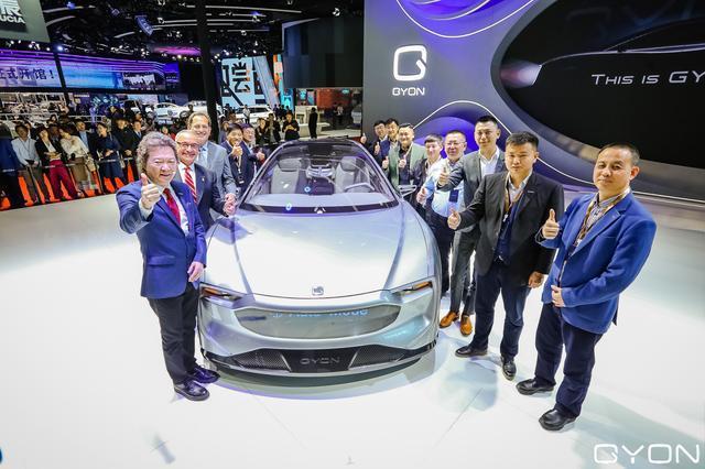 <b>新高端电动汽车品牌GYON,是怎么探索极致的</b>