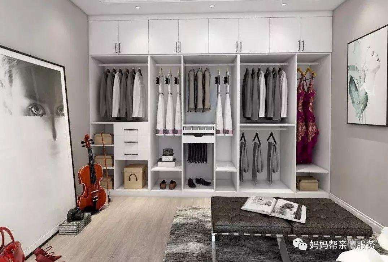<b>这才是衣柜该有的模样!</b>