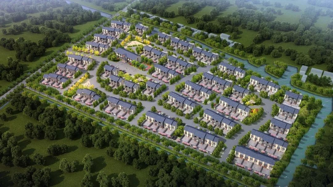 龙冈镇规划图