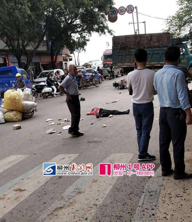 加方事故,一人身亡 广西发生两起惨烈车祸,伤亡图片