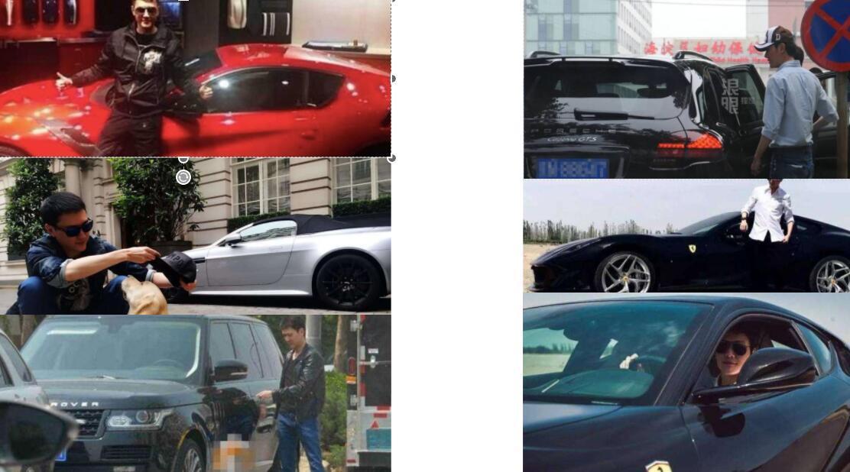 冯绍峰有多少辆豪车?堪称撩妹小能手