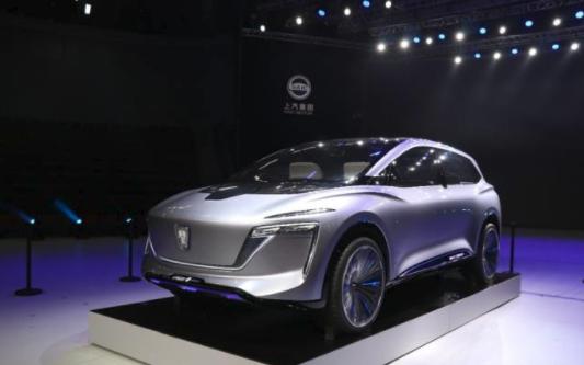 2019上海车展:全新首款5G智能座舱荣威Vision-i震撼来袭