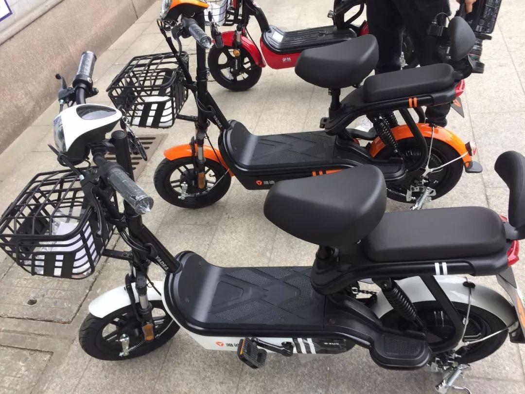 苏MA000001 泰州第一个新国标电动车牌诞生了