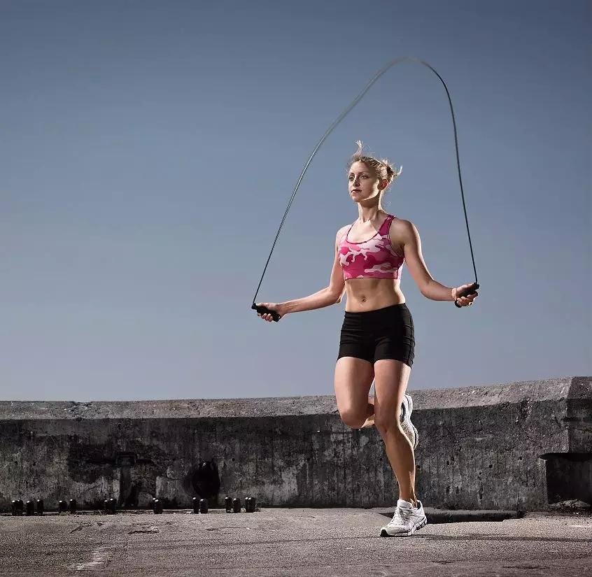 每天跳绳1000次,坚持30天,身体会发生怎样的变化?
