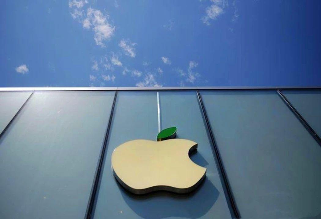 今天,苹果正式在全球范围内更改Logo标志:绿苹果来了