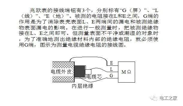 电流表的工作原理是什么_白带是什么图片