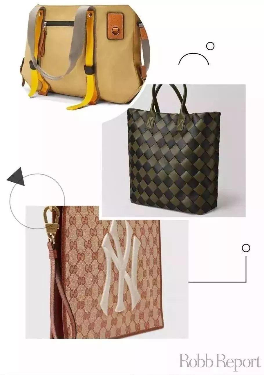 时尚感 · 时尚   13款适合时尚男士的现代包