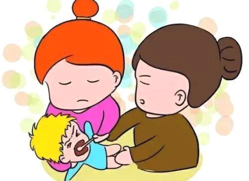 孩子吃橘子咳嗽了