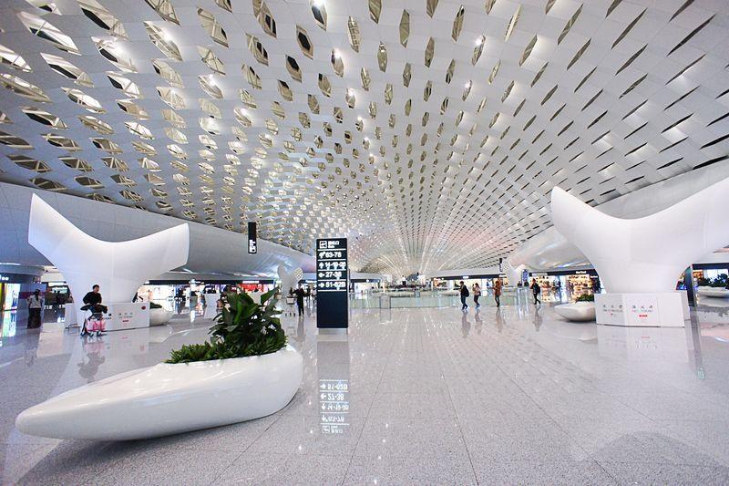 中国名字最洋气和最土气的20个机场,有的寓意美好,有的还特别奇葩