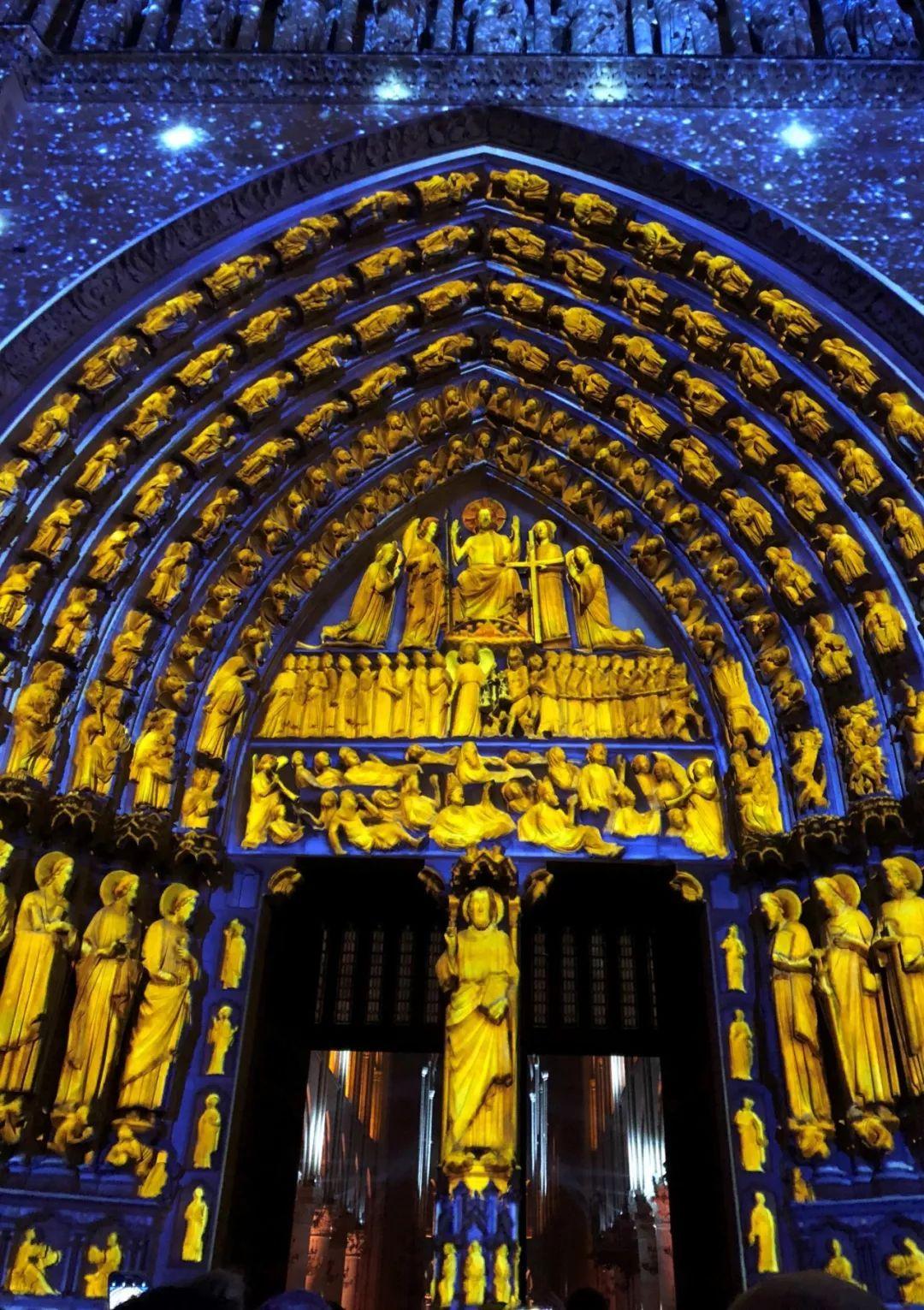 巴黎圣母院,究竟有多美