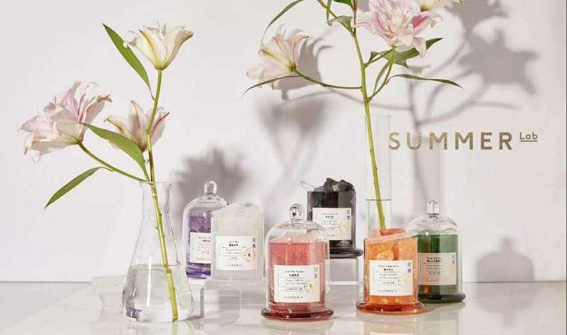 """香氛品牌「观夏SummerLab」:用""""颜值""""卡位嗅觉经济"""