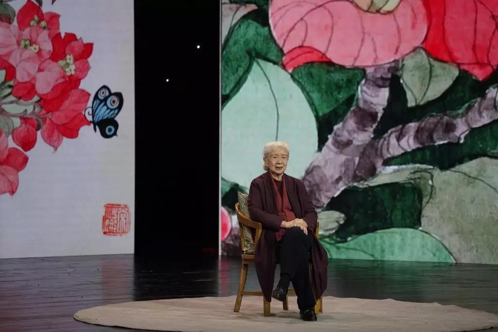 清华教授常沙娜:永远的敦煌