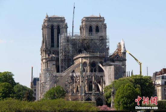 消防系统有漏洞?巴黎圣母院建筑师承认低估火势