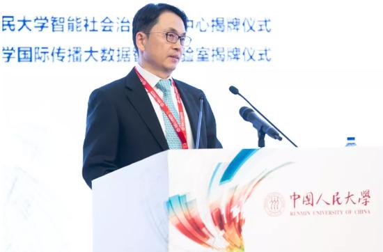 中国人民大学成立高瓴AI学院 张磊:AI改变各行业面貌_智能化