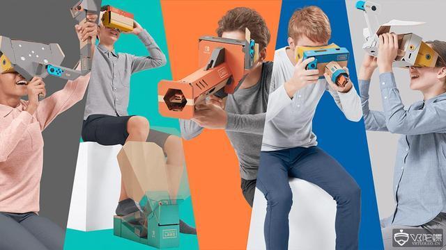 任天堂Labo VR套件在全球主要电商平台被抢购一空