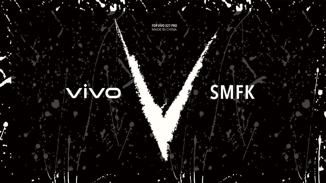 <b>vivo联手国潮SMFK打造时尚单品 X27 Pro引领科技时尚趋势</b>