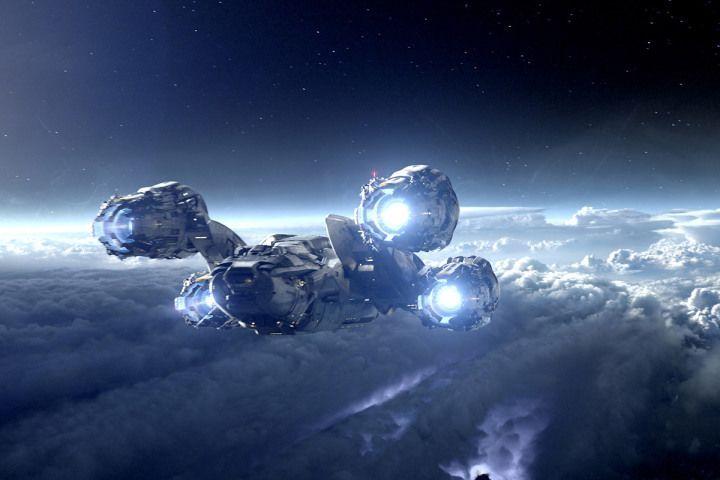 无人机洞穴扫描技术:科幻照进现实