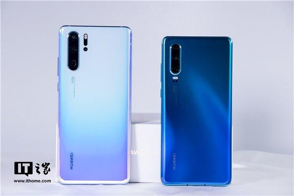 2019年第一季度华为智能手机发货量超5900万台_全球