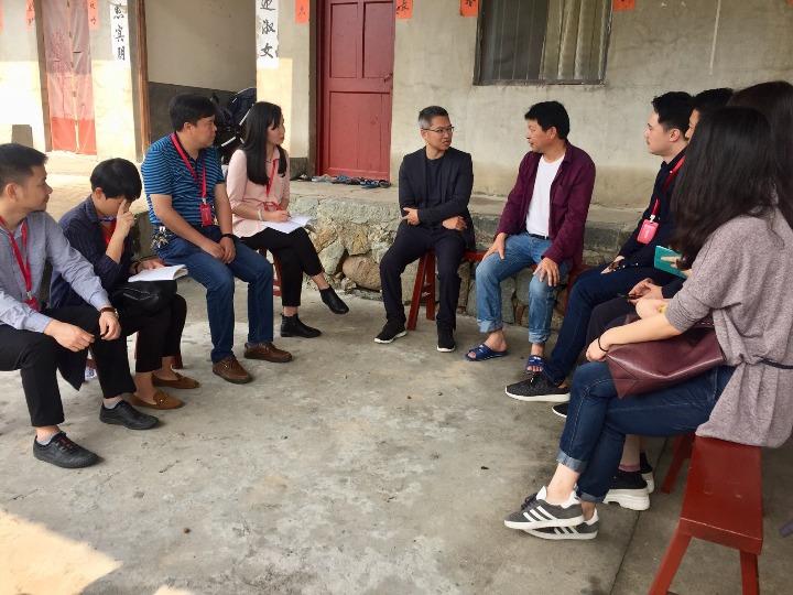 两岸青年:借鉴台湾经验擘画福建乡村发展图景
