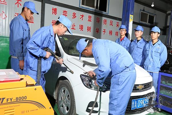 初中生学什么技术好,甘肃北方技工学校告诉你