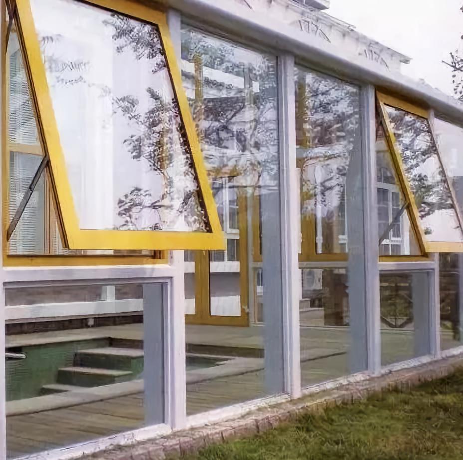 断桥铝门窗效果图