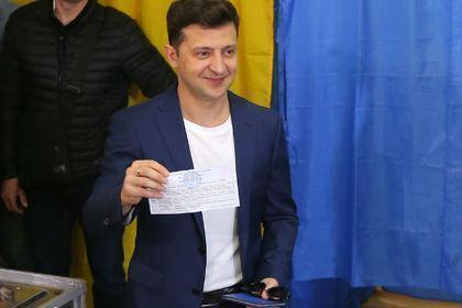 尴尬,泽连斯基刚赢得总统选举就要收到罚款 只因这个动作