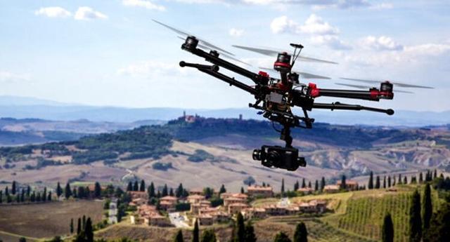 无人机在安防行业有哪些创新应用?-黑科技