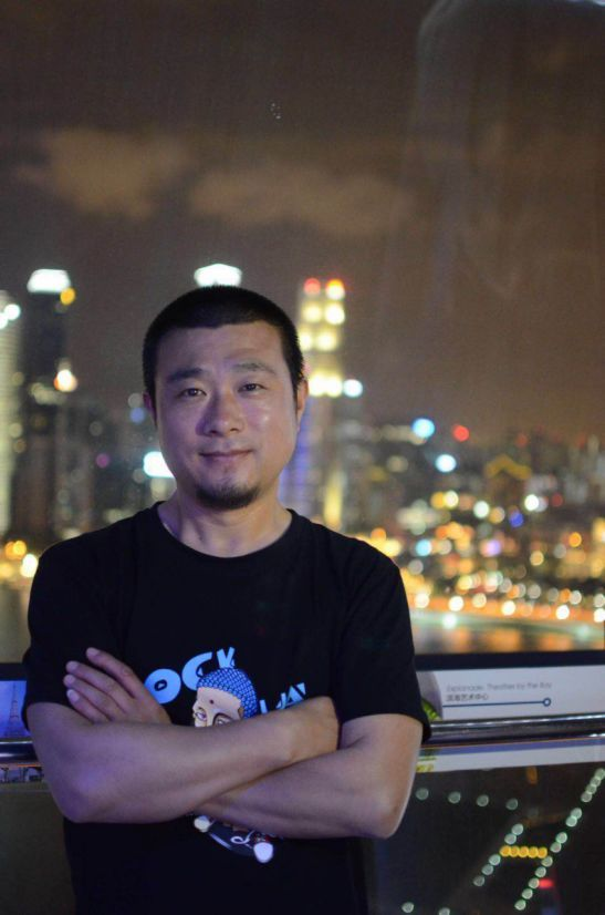 王威 鹿在书店老板