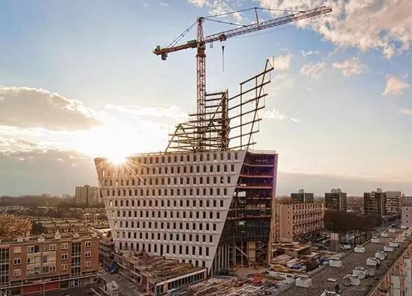 日本装配式建筑考察:如堆积积木般简单的建筑
