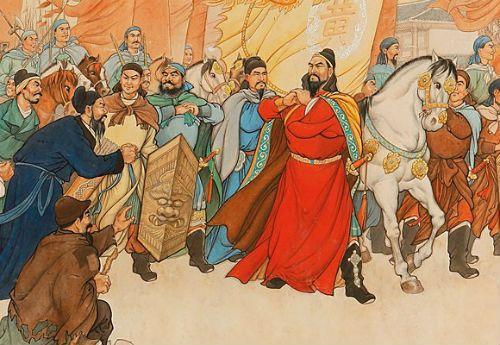 """中国古代""""造反第一大省"""",为何起义都选择此地?原因:民风彪悍"""