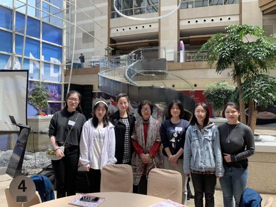 """上海美都参加2019年""""初升的太阳""""捐资助学项目"""