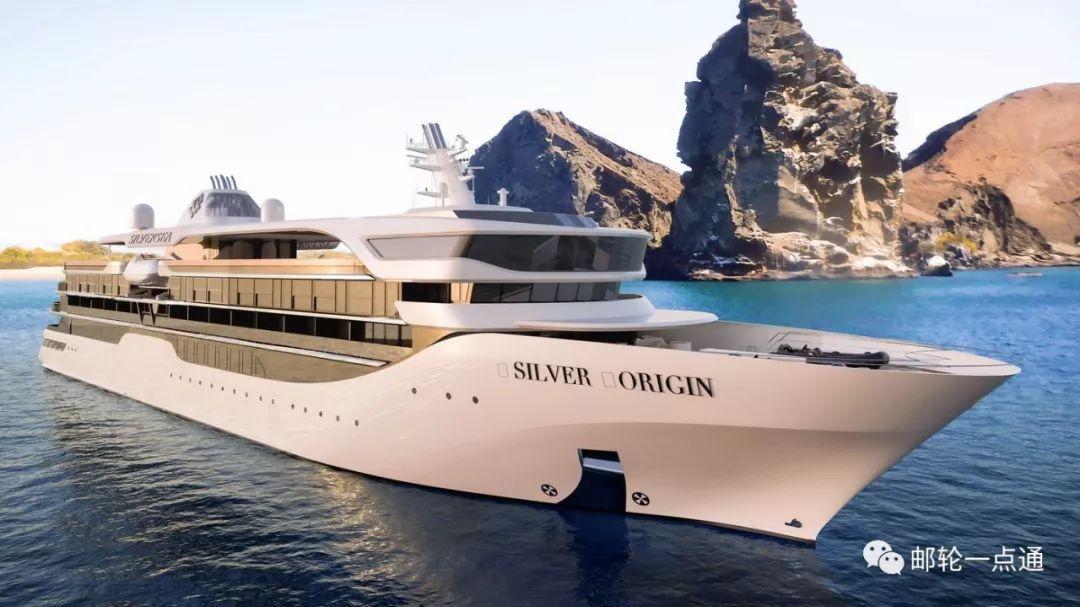 终极奢华的银海邮轮Silver Origin号即将问世