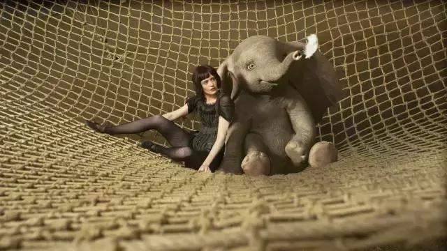 伊娃·格林 小飞象