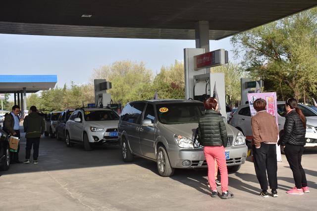中石化潍坊公司·相约最美春天大型自驾活动第一期圆满成功